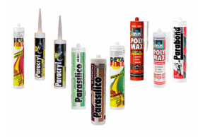 Silicone, Acrylic & MS Polymer Sealants